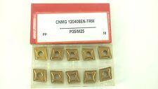 ONE NEW CERATIZIT CNMG432EN-TRM CNMG 120408EN-TRM P35/M25  CARBIDE INSERT