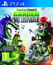 Plants vs Zombies Garden Warfare PS4 Excellent - 1st Class Delivery