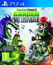 Plantas Vs Zombies Garden Warfare PS4 Excelente - 1st Class Delivery