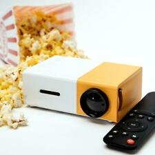NEW HD Home Theater Cinema Movie Night Video Projector & speaker with remote!
