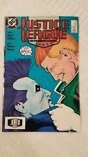 Justice league International #19, 1988