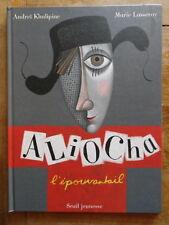 Andreï Khalipine Marie Lasseray Aliocha l'Epouvantail Editions Seuil 2004