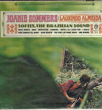 """LP 12"""" 30cms: Joannie Sommers with Laurindo Almeida: softly, the brazilian sound"""