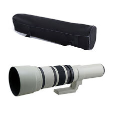 500mm f/6.3-32 TELE Telephoto Lens For Canon 450D 550D 600D 650D 700D 750D 760D