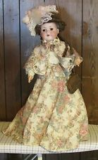 "C.M. BERGMANN WALTERHAUSEN 1916 #9   26"" ANTIQUE DOLL"