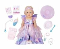 Baby Born Interactive Wonderland Fairy Rider Doll Girl Gift Realistic Function