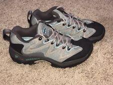 Gray Senora Ventilator MERRELL Hiking Trail Sport Tennis Shoes  Size: 6.5 Womens