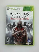 Assassin's Creed: Brotherhood - Xbox 360 Game - Complete & Tested