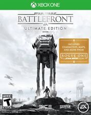 XBOX ONE STAR WARS BATTLEFRONT ULTIMATE EDITION BRAND NEW