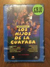 Los Hijos De La Guayaba New DVD Pedro Weber Chatanuga CARMEN SALINAS Maria Rojo