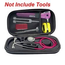 Portable Travel Medical Organizer Stethoscope Hard Storage Box Bag Case EVA SPZ