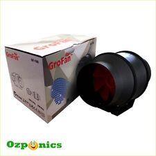HYDROPONCS 4 INCH GROFAN INLINE EXHAUST FAN Energy Saver & Low Noise Ventilation