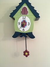 Kids Cuckoo Clock - HEADSUP DESIGN -meowing cat / cuckoo - fun & quirky design