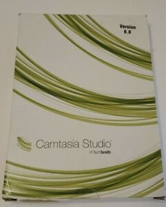 TechSmith Camtasia Studio 6.0 - Full Version for Windows