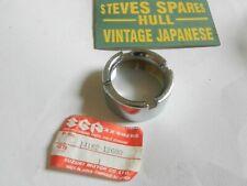 SUZUKI A100  EXHAUST FLANGE NUT,  14182-12600 ,BRANDNEW ,GENUINE ,NOS 1969-78
