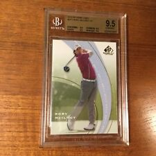 RORY McILROY 2012 SP GAME USED RC SP1 BGS 9.5 ( Super Subgrades ) g