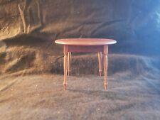 Dollhouse Artisan Miniature  Don Cnossen Signed Table
