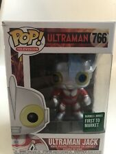 Funko Pop! Television: Ultraman - Ultraman Jack Vinyl Figure Some Box wear