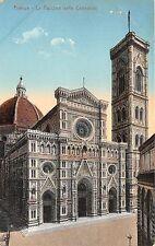 B5595 Firenze La Facciata della Cattefrale
