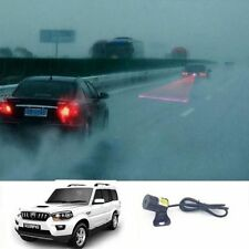 MUV Red LED DRL Laser Fog Light (Reverse/Brake/Regular) for MAHINDRA SCORPIO
