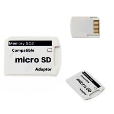Eg _ Ft- Versione 6.0 Scheda di Memoria Micro SD Adattatore per SD2VITA Psvsd