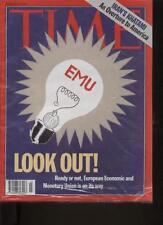 TIME INTERNATIONAL MAGAZINE - January 19, 1998
