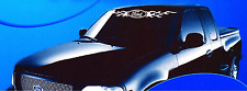 FORD Windshield Decal Flames 003