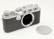 Leica III Gehäuse chrom von 1933