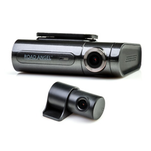 Road Angel Halo Pro/Aura HD3 Front and Rear Dash Cam with WiFi & GPS