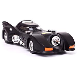 1:32 Scale Batman Batmobile Model Car Diecast Toy Vehicle Black Kids Gift New