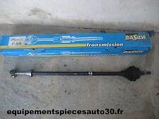 CARDAN DROIT PUNTO 1.4 GT Turbo 1.7 TD après 01/98 REF FIPU16 5270T T58170