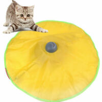 Pet Cat Meow Toy V4 Electronic Interactive Undercover Mouse Cat Kitten Toys Y9A5