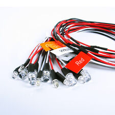 040072 1:10 1:16 1:18 RC LED Light 2.4ghz PPM FM Brake Signal Headlight Kit