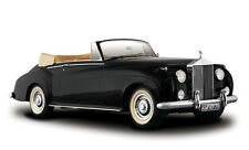 Rolls Royce Silver Cloud II Drophead 1961 Black 1:43 Model TRUE SCALE MINIATURES
