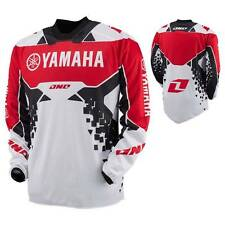 NEW ONE INDUSTRIES YAMAHA  ATOM RED JERSEY MX ATV BMX  XXLARGE  XXL