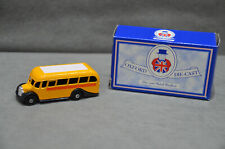 Oxford Diecast CUBS MALTA1 Bedford OB Coach Malta Bus Yellow Brand New 8cm Long