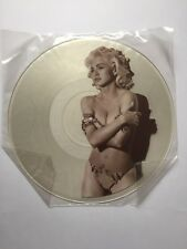 Madonna Holiday Picture Disk
