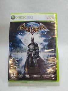 BRAND NEW - XBOX 360 BATMAN Arkam Asylum -  Factory Sealed   B6