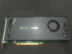NVIDIA QUADRO 4000 2GB GDDR5 VIDEO GRAPHICS CARD GPU