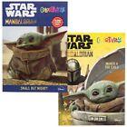 The Mandalorian Kids Coloring Book Baby Yoda Star Wars Activity Books Set of 2
