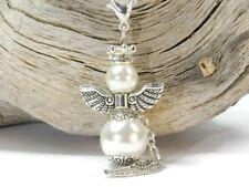 7 Engel basteln Bastelset Weihnachten Baumschmuck Glücksbringer Perlenengel