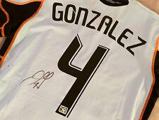 MLS All Star OMAR GONZALEZ Signed Authentic Soccer Jersey Toronto FC USMNT USA