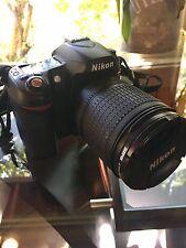 Nikon D D80 10.2 MP Digital SLR Camera - Black (Kit w/ 18-135mm Lens)