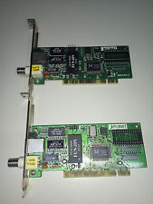 VINTAGE PLANET PCI BUS ETHERNET CARD 10 Mbps ENW-8300 BNC / RJ45