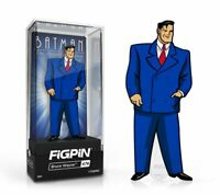 In Stock: FiGPiN Classic: Batman The Animated Series - Bruce Wayne #476