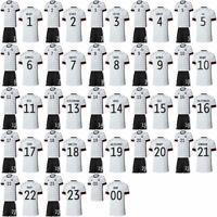 Adidas UEFA Fußball DFB Deutschland Heimset EM 2020 Home Kit Kinder Spieler Name