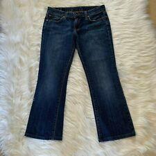 Lucky Brand Women's Size 8/29 Measured 29x25 Short Inseam Crop Jeans