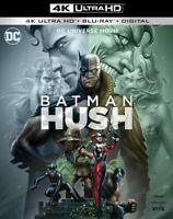 Batman Hush 4K Ultra HD + Blu-Ray (No Digital)