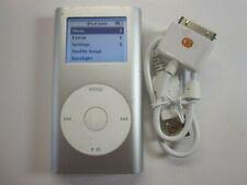 New listing Apple iPod mini 1st Generation Silver (4 Gb)