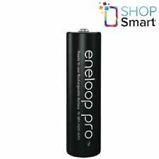 Panasonic eneloop Pro Recargable Aa HR6 Batería 1.2V 2500mAh Mignon Stilo Nuevo
